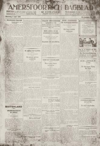 Amersfoortsch Dagblad / De Eemlander 1930-04-09
