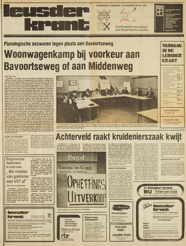 Leusder Krant 1980-02-07