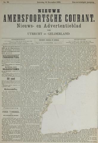 Nieuwe Amersfoortsche Courant 1892-12-10