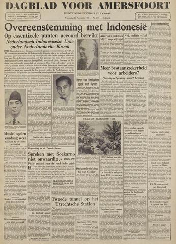 Dagblad voor Amersfoort 1946-11-13