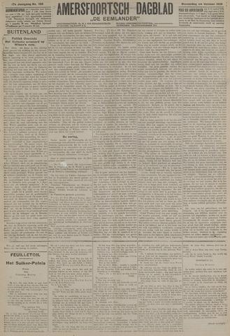Amersfoortsch Dagblad / De Eemlander 1918-10-24