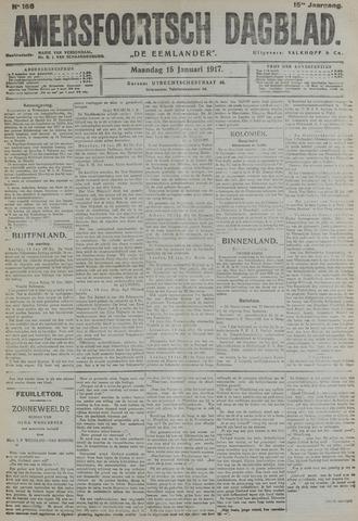 Amersfoortsch Dagblad / De Eemlander 1917-01-15