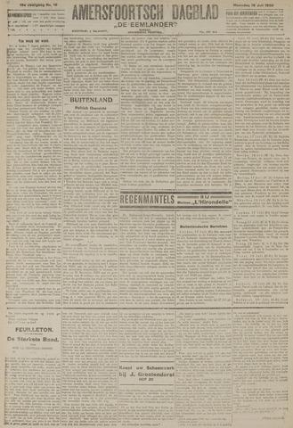 Amersfoortsch Dagblad / De Eemlander 1920-07-19