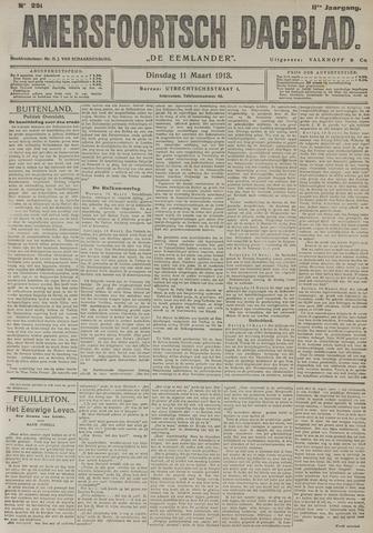 Amersfoortsch Dagblad / De Eemlander 1913-03-11