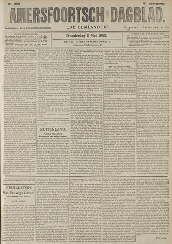 Amersfoortsch Dagblad / De Eemlander 1913-05-08