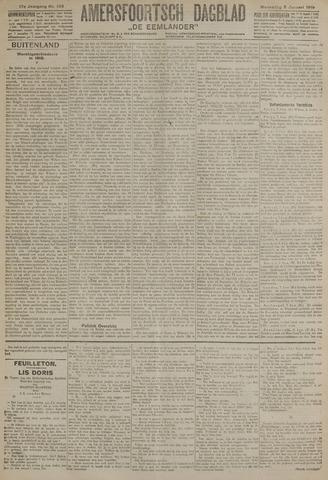 Amersfoortsch Dagblad / De Eemlander 1919-01-08