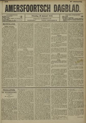 Amersfoortsch Dagblad 1908-01-28