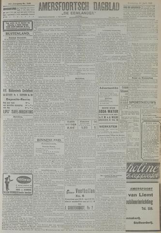 Amersfoortsch Dagblad / De Eemlander 1921-04-20