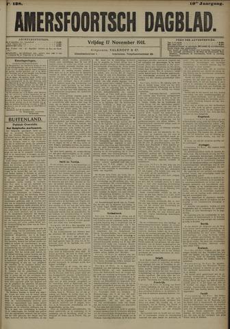 Amersfoortsch Dagblad 1911-11-17
