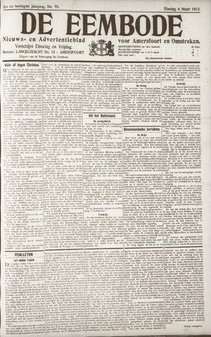 De Eembode 1913-03-04