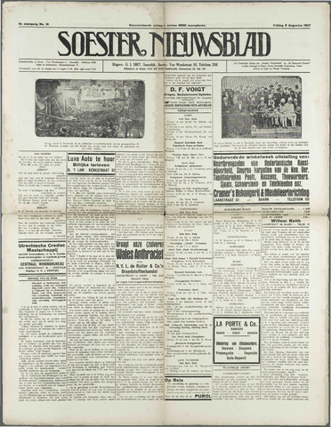 Soester Courant 1927-08-05