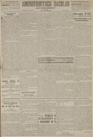 Amersfoortsch Dagblad / De Eemlander 1920-09-09