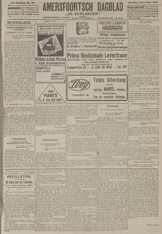 Amersfoortsch Dagblad / De Eemlander 1925-11-03