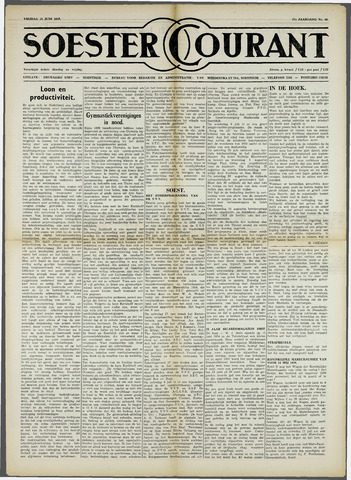 Soester Courant 1959-06-12