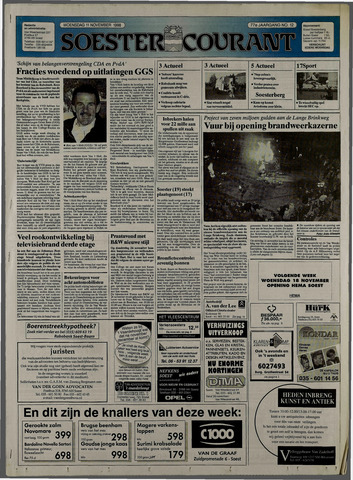 Soester Courant 1998-11-11