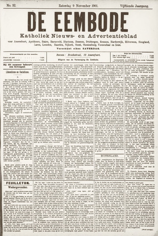 De Eembode 1901-11-09