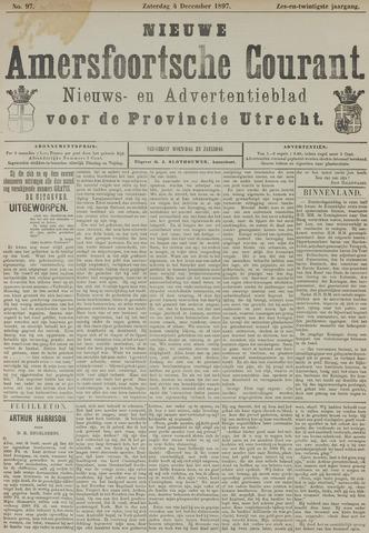Nieuwe Amersfoortsche Courant 1897-12-04