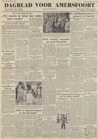 Dagblad voor Amersfoort 1948-09-24