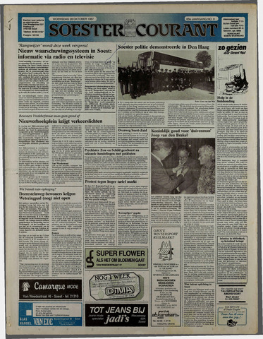 Soester Courant 1987-10-28