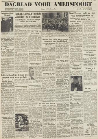 Dagblad voor Amersfoort 1948-10-06