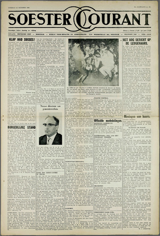 Soester Courant 1962-10-30