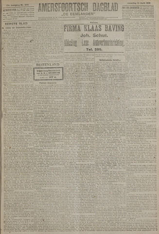 Amersfoortsch Dagblad / De Eemlander 1919-04-12