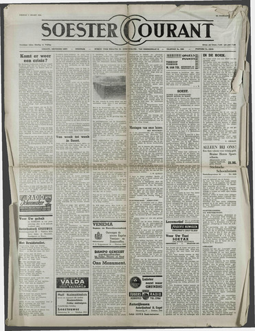 Soester Courant 1954-03-05