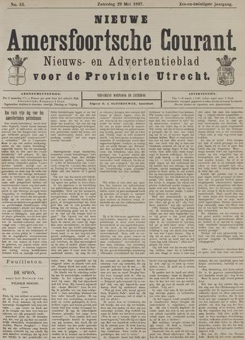 Nieuwe Amersfoortsche Courant 1897-05-29