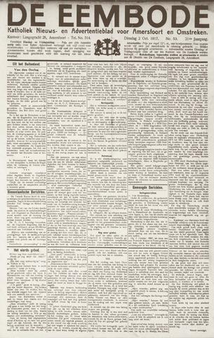 De Eembode 1917-10-02