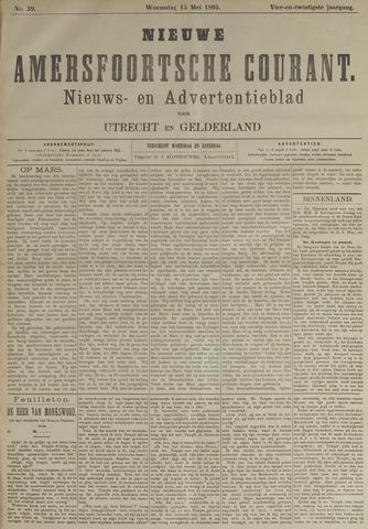 Nieuwe Amersfoortsche Courant 1895-05-15
