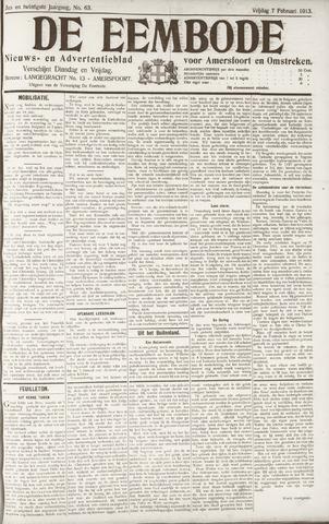 De Eembode 1913-02-07
