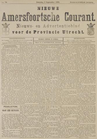 Nieuwe Amersfoortsche Courant 1898-09-03
