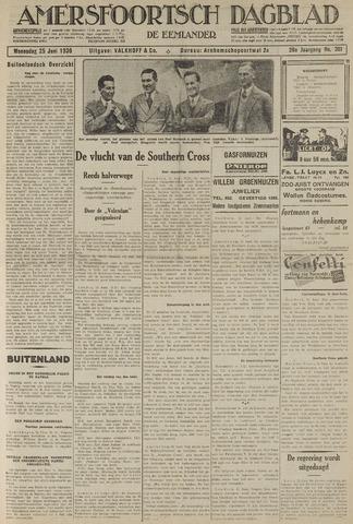 Amersfoortsch Dagblad / De Eemlander 1930-06-25