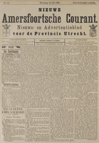 Nieuwe Amersfoortsche Courant 1899-07-12