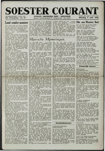 Soester Courant 1946-07-08