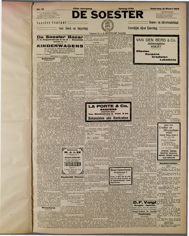 De Soester 1923-03-31