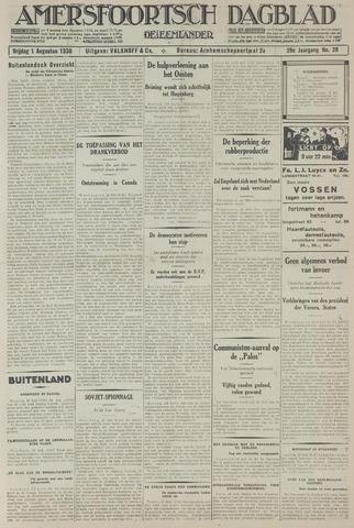 Amersfoortsch Dagblad / De Eemlander 1930-08-01