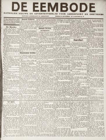 De Eembode 1918-09-10