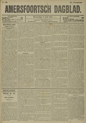 Amersfoortsch Dagblad 1904-07-13