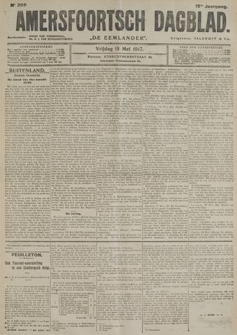 Amersfoortsch Dagblad / De Eemlander 1917-05-18