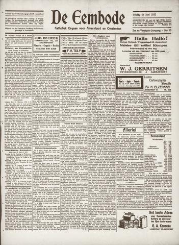 De Eembode 1932-06-24