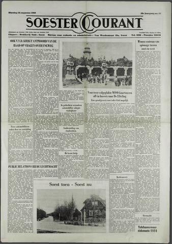 Soester Courant 1969-08-26