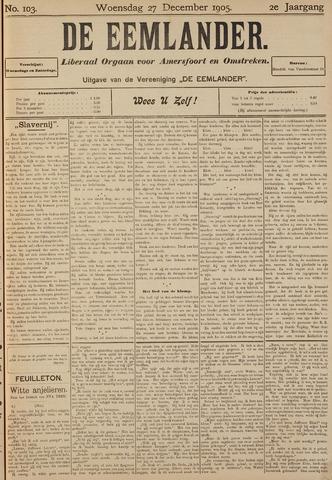 De Eemlander 1905-12-27