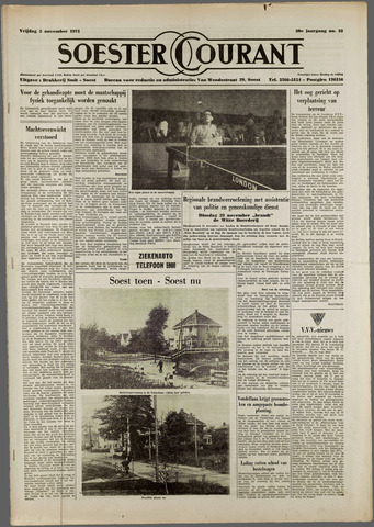 Soester Courant 1971-11-05