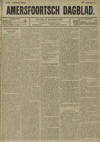 Amersfoortsch Dagblad 1904-12-31