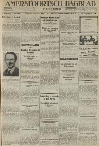 Amersfoortsch Dagblad / De Eemlander 1930-05-22