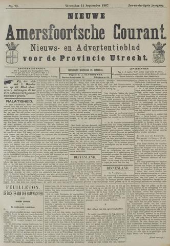 Nieuwe Amersfoortsche Courant 1907-09-11