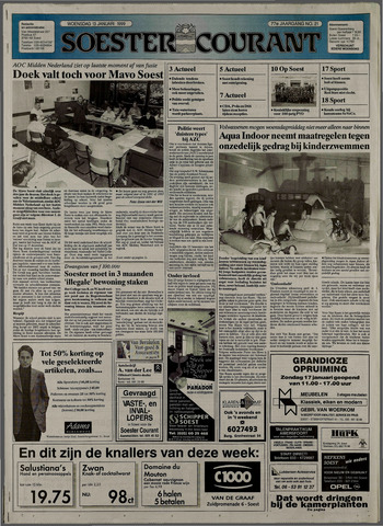 Soester Courant 1999-01-13