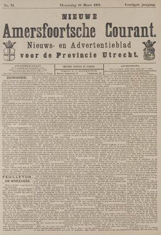 Nieuwe Amersfoortsche Courant 1911-03-15