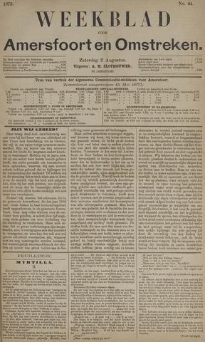 Weekblad voor Amersfoort en Omstreken 1873-08-02